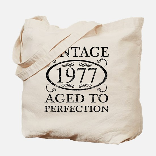 Cool 1977 Tote Bag