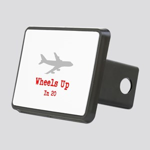 Criminal Minds: Wheels Up Rectangular Hitch Cover