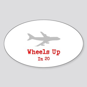 Criminal Minds: Wheels Up Sticker