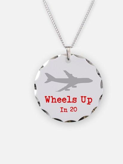 Criminal Minds: Wheels Up Necklace