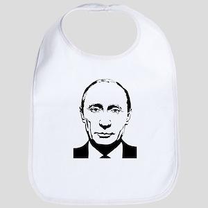 Vladimir Putin - Russian Russia President Baby Bib