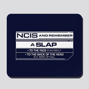 NCIS Slap Mousepad