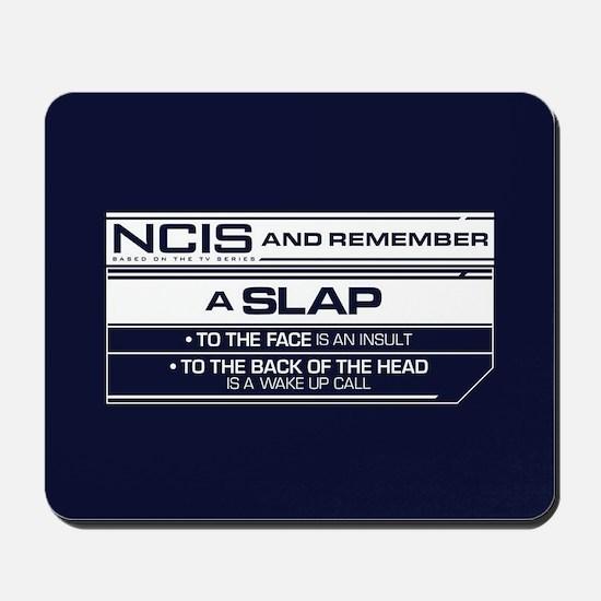 NCIS Slap Mousepad