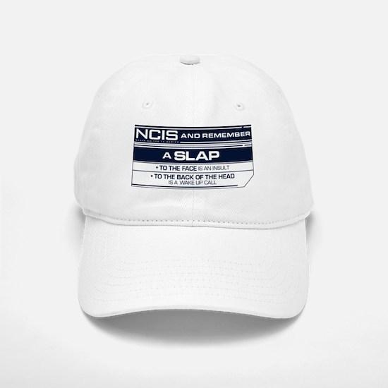 NCIS Slap Baseball Baseball Cap