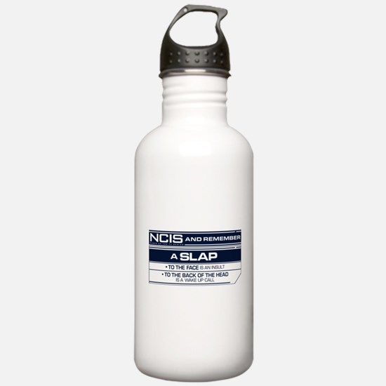 NCIS Slap Water Bottle
