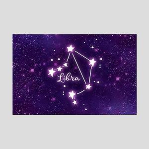 Libra Zodiac Constellation Mini Poster Print