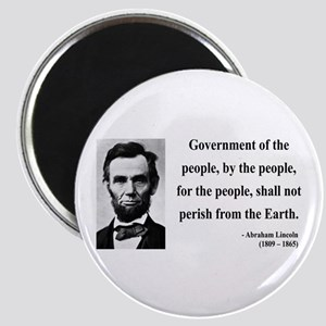 Abraham Lincoln 30 Magnet