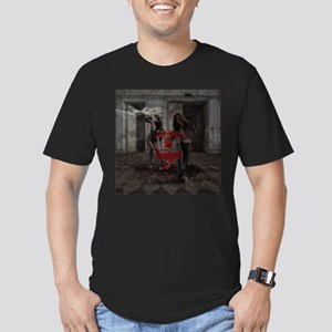 Valentines Day Zombie Couple T-Shirt