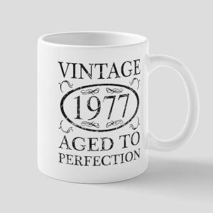 Vintage 1977 Mugs