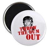 TRUMP: Throw the Bum Out Magnet