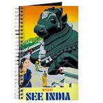 India Travel Advertising Print Journal