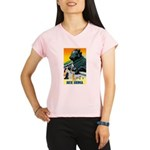India Travel Advertising Print Performance Dry T-S