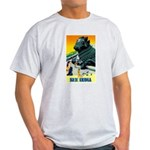 India Travel Advertising Print T-Shirt