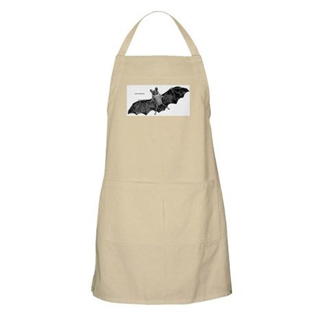 Vampire Bat Wild Animal BBQ Apron