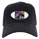Colorful Flower Design Print Baseball Hat