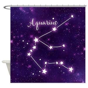 Constellation Shower Curtains