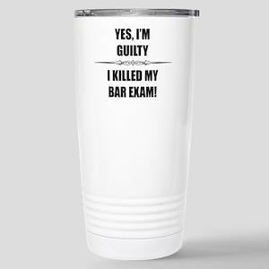 Bar Exam - Im Guilty Travel Mug