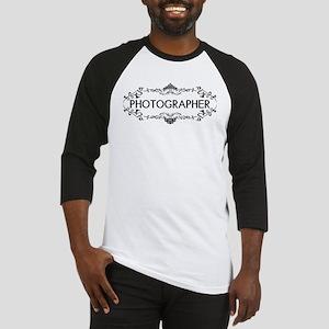 Wedding Series: Photography (Black Baseball Jersey