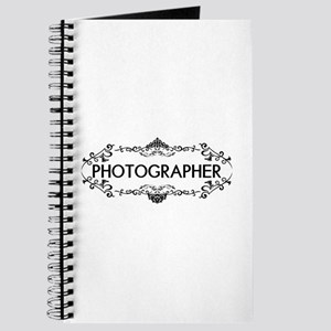 Wedding Series: Photography (Black) Journal