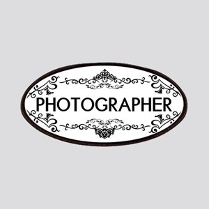 Wedding Series: Photography (Black) Patch