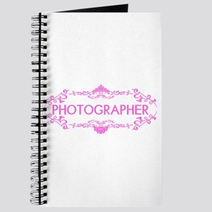 Wedding Series: Photography (Pink) Journal