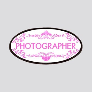 Wedding Series: Photography (Pink) Patch