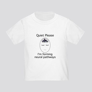 2-quietplease1 Women's Cap Sleeve T-Shirt