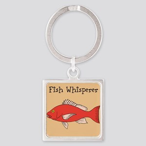 FISH WHISPERER Keychains