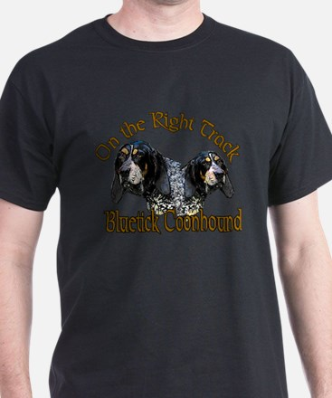 bluetick redo 3 T-Shirt