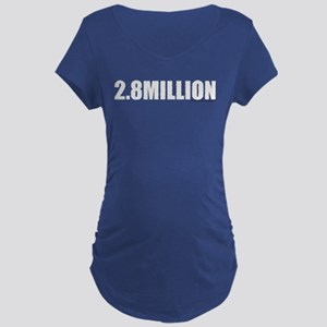 Hillary's Popular Margin Maternity T-Shirt