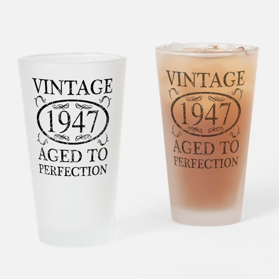 Cool Perfection Drinking Glass