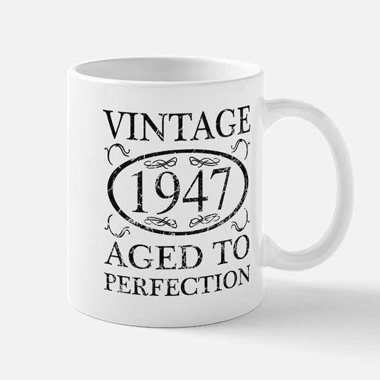 Vintage 1947 Mugs
