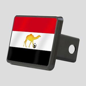 Egyptian Camel Flag Rectangular Hitch Cover