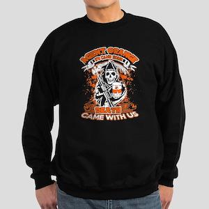Agent Orange We Came Home Death Came Wi Sweatshirt