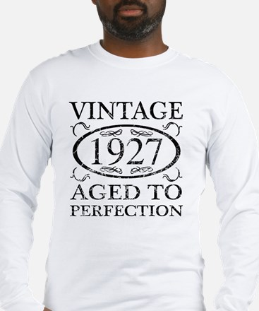 Unique 90th birthday Long Sleeve T-Shirt