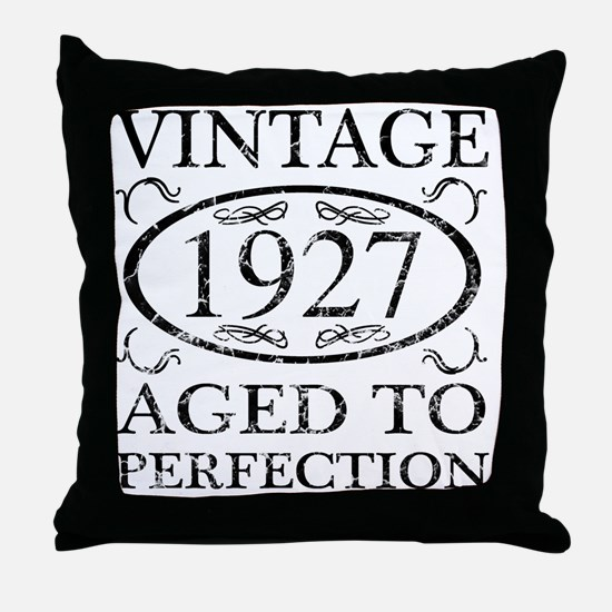 Funny 90th birthday Throw Pillow