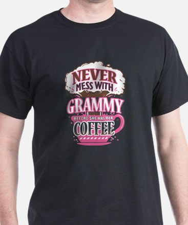 Never Mess With Grammy Before She Has Her T-Shirt