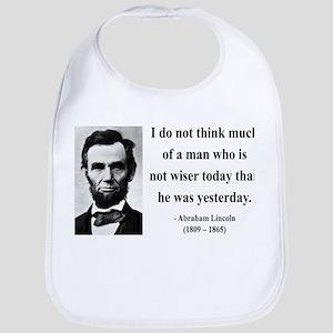 Abraham Lincoln 33 Bib