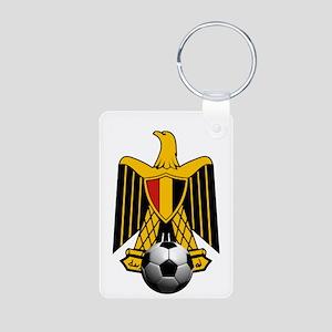 Egyptian Football Eagle Keychains