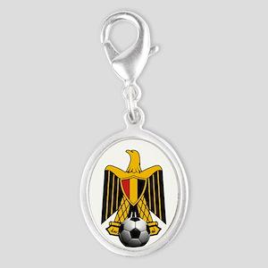 Egyptian Football Eagle Charms
