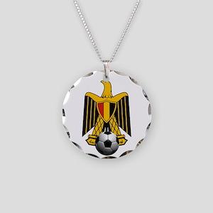 Egyptian Football Eagle Necklace