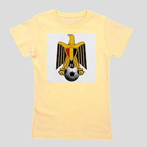 Egyptian Football Eagle Girl's Tee