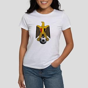 Egyptian Football Eagle Women's T-Shirt