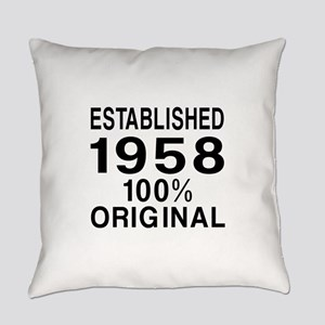 Established 1958 Everyday Pillow