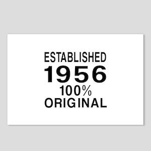 Established 1956 Postcards (Package of 8)
