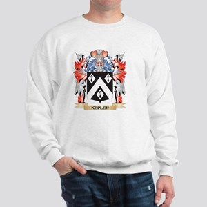 Kepler Coat of Arms - Family Crest Sweatshirt