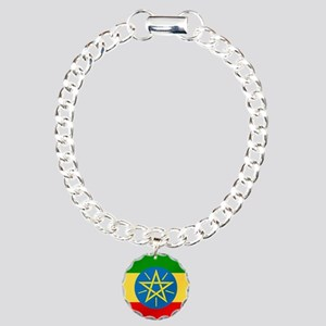 Flag of Ethiopia Bracelet