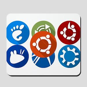 ubuntu distros Mousepad