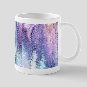Vibrating Glitch Pastels Mugs