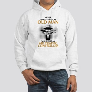 Never Underestimate An Old man Who Is A Sweatshirt